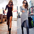 34 46 Mode Femme Sexy OL Slim Manches Longues COL Rond Robe DE BAL Soirée Jupe | eBay