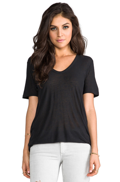 T by Alexander Wang classic charcoal