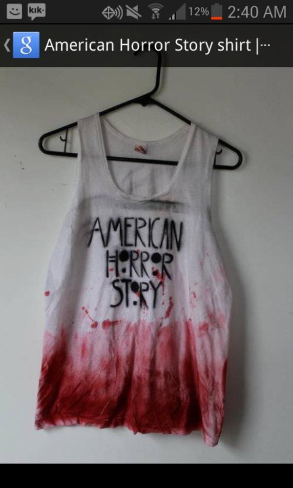 shirt american horror story