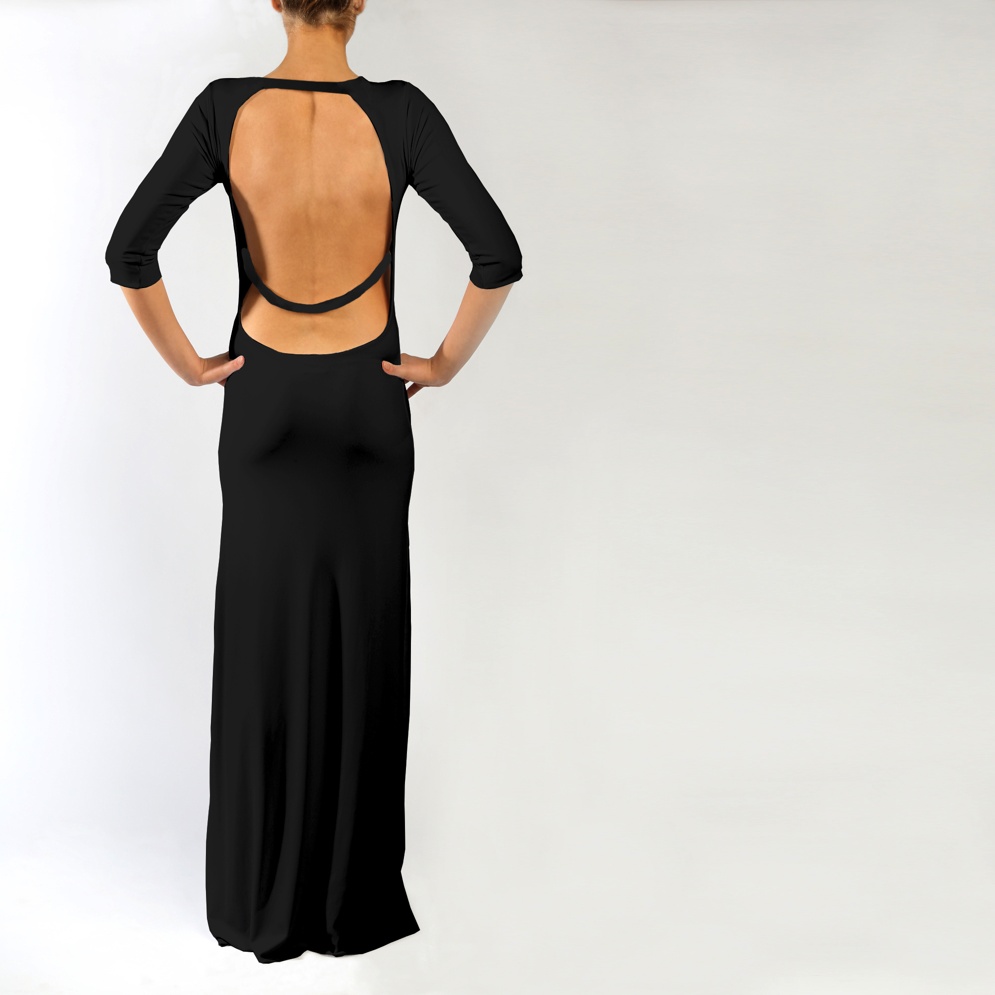 Black - The Miley Maxi