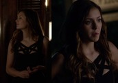 dress,black,black dress,the vampire diaries,elena gilbert,little black dress