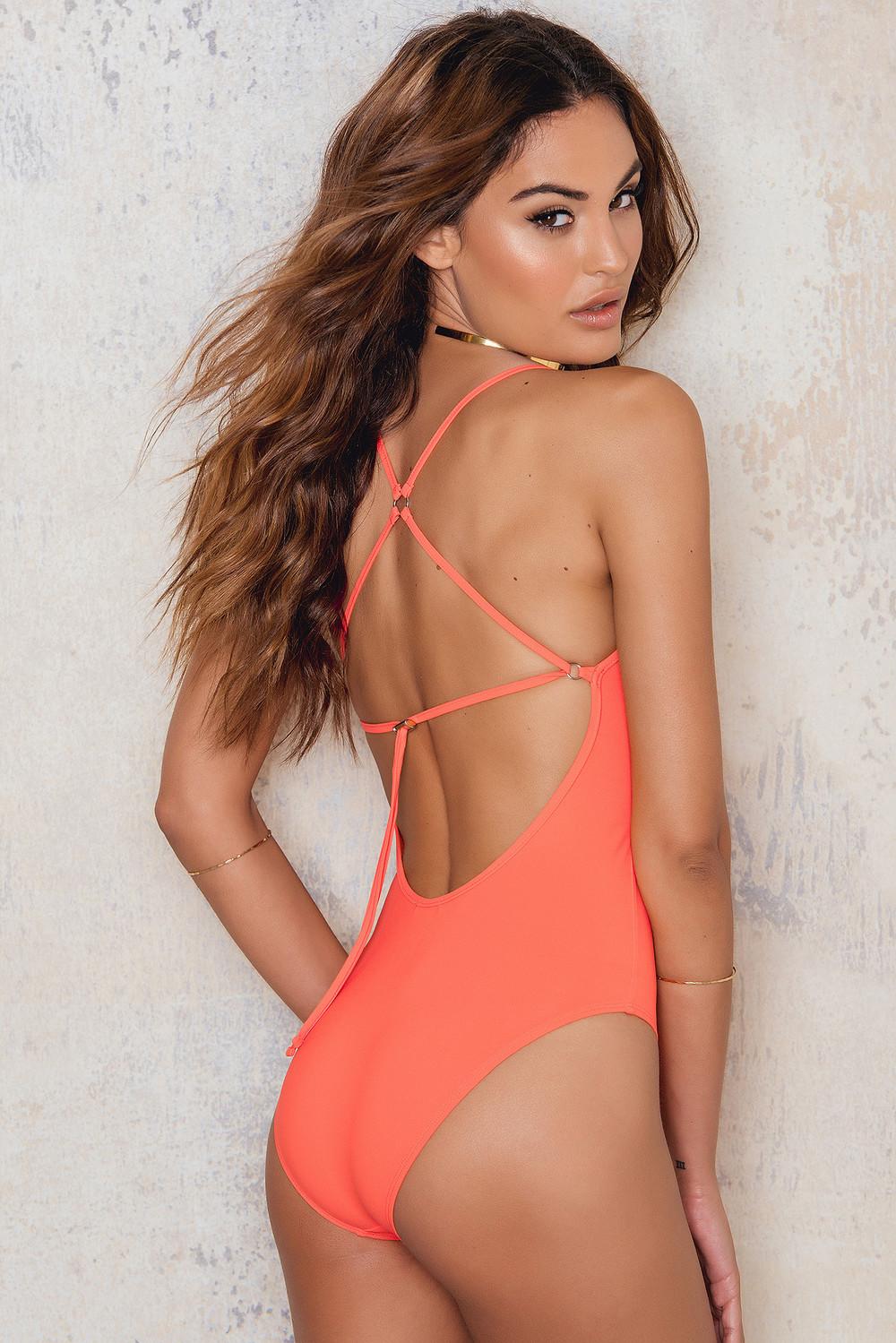 Filippa K Strappy Swimsuit