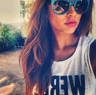 sunglasses pretty little liars emily shay mitchell amazing