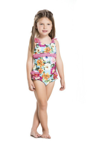 swimwear kids fashion one piece agua bendita bikiniluxe