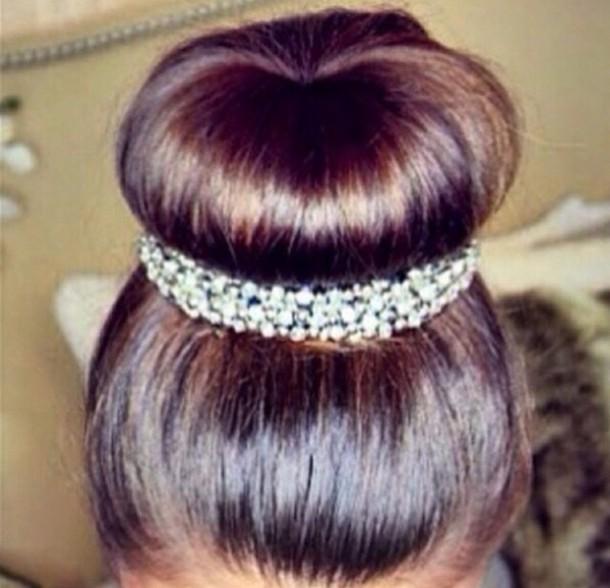 Tremendous Hair Accessory Sparkle Sparkle Sparkle Glitter Prom Dress Short Hairstyles Gunalazisus