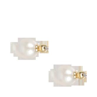 back pearl earrings jewels