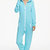 OnePiece Fitted LW Onesie Turq - Womens