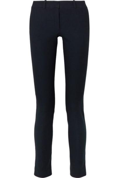 Joseph pants skinny pants cropped new navy