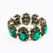 jewels,pearl rhinestone bracelet,vintage pearl bracelet
