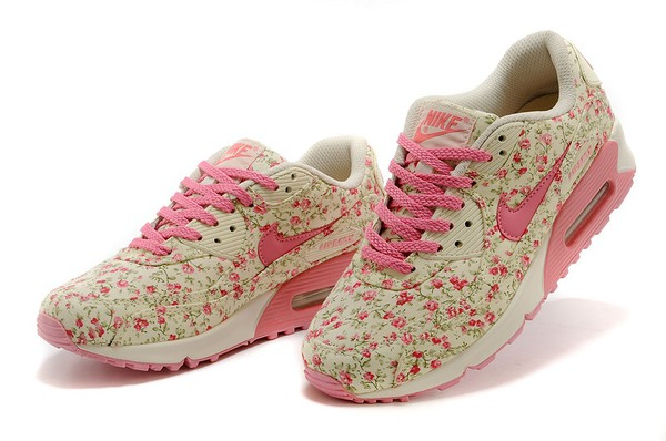 shoes nikerunningshoes nike pink floral nikes floral sneakers girly shoes nike air floral floral nike air max air max sneakers girly cute pretty