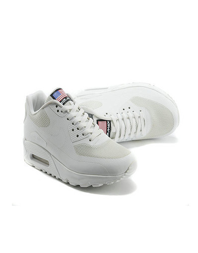 Running sneakers 90 hyperfuse americian flag sport shoes
