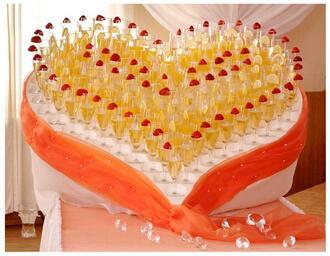 home accessory wedding hochzeit champagne