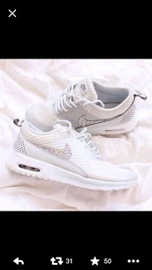 shoes,shose,nike,sneakers,white,air max,nike air max thea,white/grey,nike air max thea white,sporty,luxury,strass paillettes l,running shoes,nikes,white sneakers,fitness,motivation,white shoes,fitness shoes,be fit,nike air,nike roshe run,rhinestones,bling,diamonds,glitter,nike running shoes,nike sneakers,pattern,sparkly shoes,teenagers,nike tea,silver,nike strass,trainers,crystal nikes,diamontes,swarovski crystal,nike glitter shoes,nike shoes with bling,logo in glitter,girly,blanche,swag,white nikes,white nike shoes,running,sportswear,blanc,grey and white,white daimond,swarovski,nike shoes,glamour,sports shoes,sport shoes,grey air max nike,theas,beaded,sparkle,sparkels,grey shoes,white air max thea,grey silver studsss,nike crystal,white runners,colorful,diamanté,nike theas,women,grey,white bling nike,white nike sparkle,stass