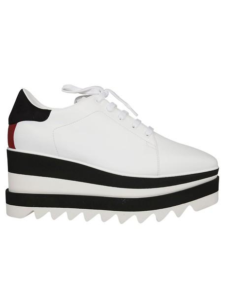 Stella McCartney sneakers platform sneakers white shoes