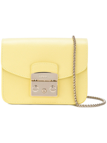 women bag crossbody bag leather yellow orange