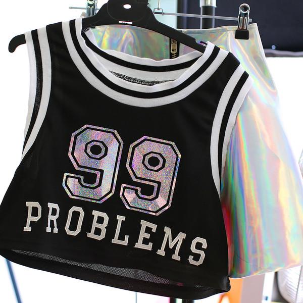 shirt 99problems