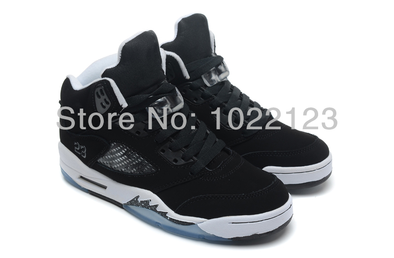 High quality retro 5 basketball shoes J5 grape retro 5 oreo and j5 laney for men and women sport shoe six color-in Basketball Shoes from Sports & Entertainment on Aliexpress.com