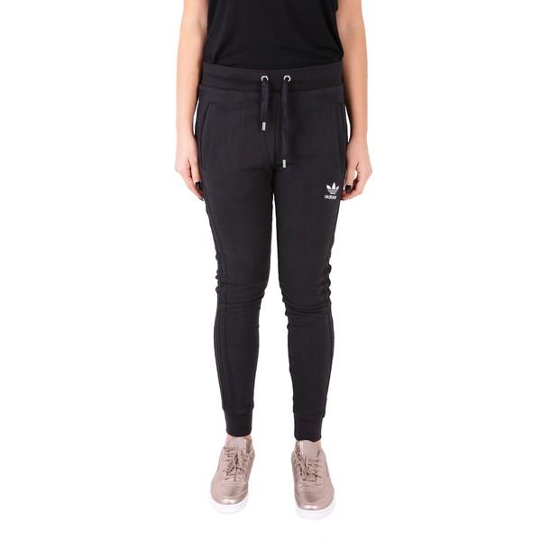 Adidas cotton black pants