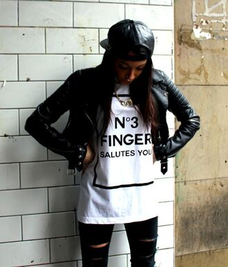 t-shirt hat blogger madreglasgow madreshop no3fingersalutesyou snapback