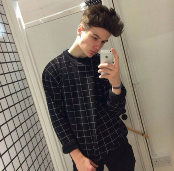 sweater grunge cute soft grunge tumblr cyber ghetto mens sweater