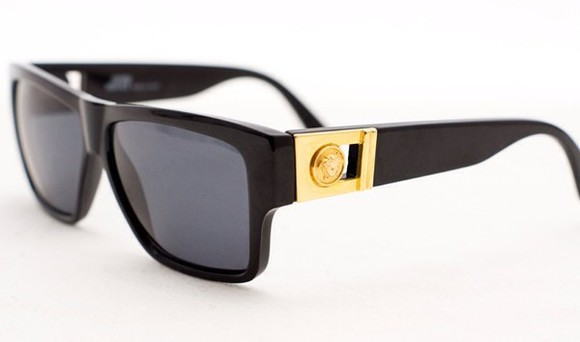 wayfarer sunglasses versace