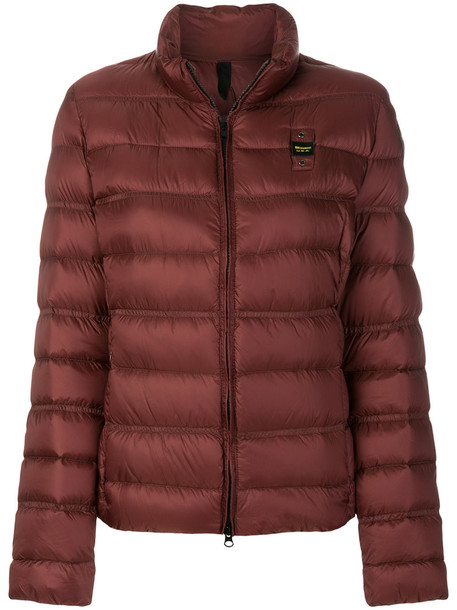 Blauer jacket women brown