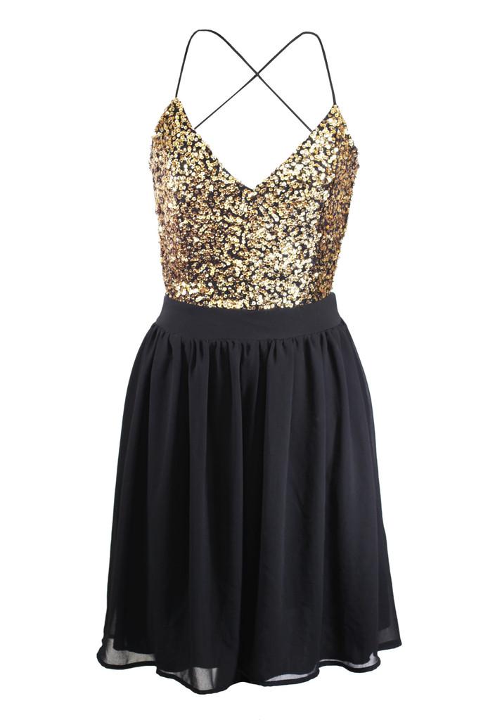Karlie dress — last night