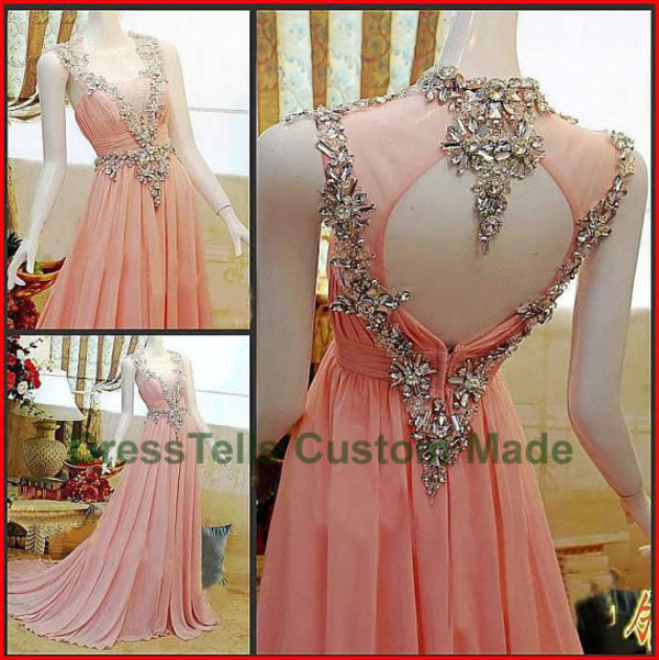 dress prom prom dress long prom dress prom dress pink dress elegant dress cute dress long dress evening dress pink bridal chiffon long prom dress pink prom dress