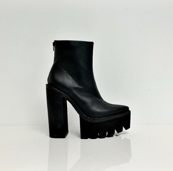 jeffrey campbell boots platform shoes sale