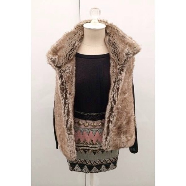 jacket fur faux fur vest ootd fashion blogger blogger look of the day fashion style stylish wiwt style blogger