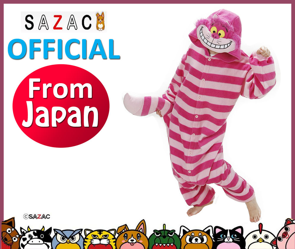 The Official Sazac Kigurumi Pajamas Disney