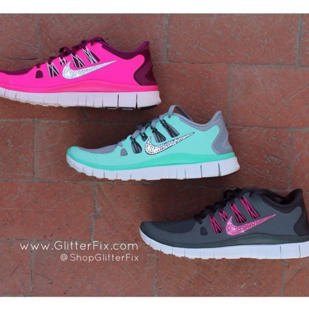 shoes grey running sportswear nike running shoes nike glitter pink 5bf26269d4dd