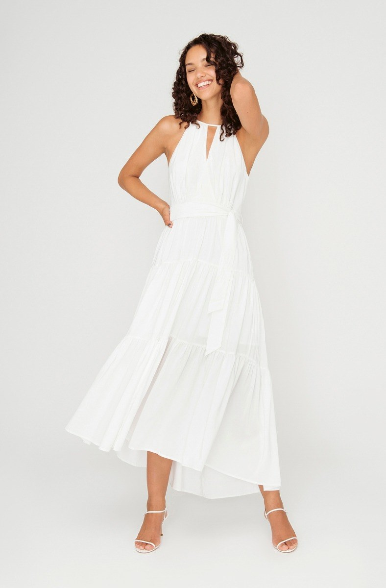 White Heat Dress