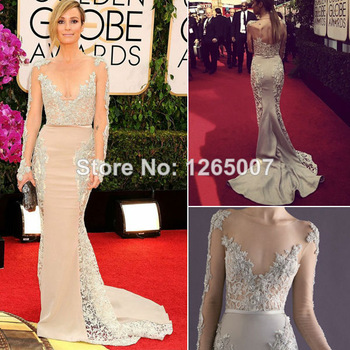 Aliexpress.com : Buy Fashion Said V Neck Beaded Lace Top Half Sleeves A Line Nude Formal Backless Special Occasion Long Summer Lace Plus Size from Reliable lace babydoll suppliers on SFBridal