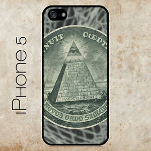 Fits Apple iPhone 5 5S Revised New World Order Case Coverd NWO Corn Conspiracy | eBay