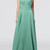 Mint Green Modest Prom Dress Unique Backless Pretty for Less Plus Size Fashion - 9dresses.com