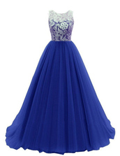 dress,lace,lace dress,2016 prom dresses,formal dress,evening dress,evening party,prom gown,a line prom dress,wine red prom dress,elegant prom dress,wedding,graduation dress,homecoming dress,cocktail,party,special occasion dress,royal blue dress,a line dress,tulle prom dress,wedding guest dress,bridal banquet dress,engagement party dress,birthday party dress,birthday dress,long homecoming dress,see through