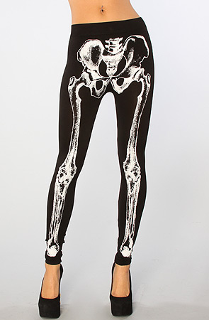 See You Monday  The Walking Tall Leggings : Karmaloop.com - Global Concrete Culture