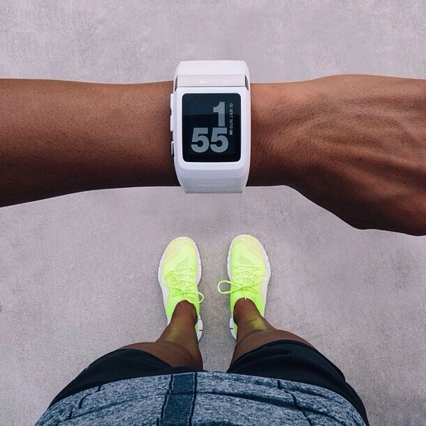 jewels watch nike nike free run neon