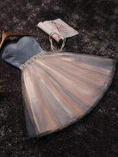 dress,beautiful,prom dresses short description dress,short,sweetheart neckline,sleeveless,crystal beads ruffle