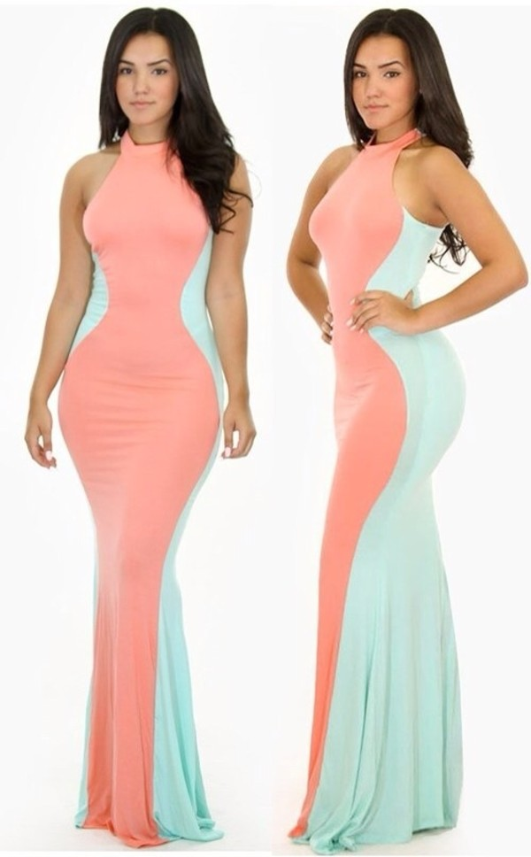 dress alter back maxi dress