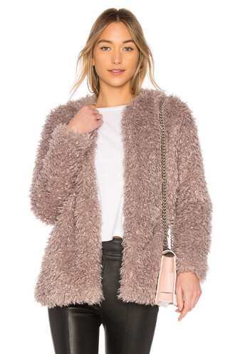 jacket faux fur jacket fur jacket fur faux fur lavender