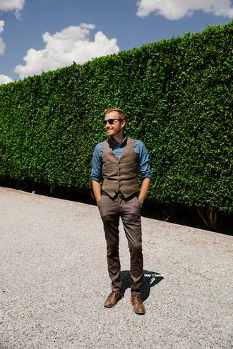 stay classic blogger shirt jacket pants dress shoes jewels sunglasses