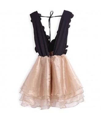 dress black dress nude nude dress black chiffon chiffon dress