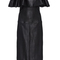 Stretch leather lady mary dress by cushnie et ochs   moda operandi