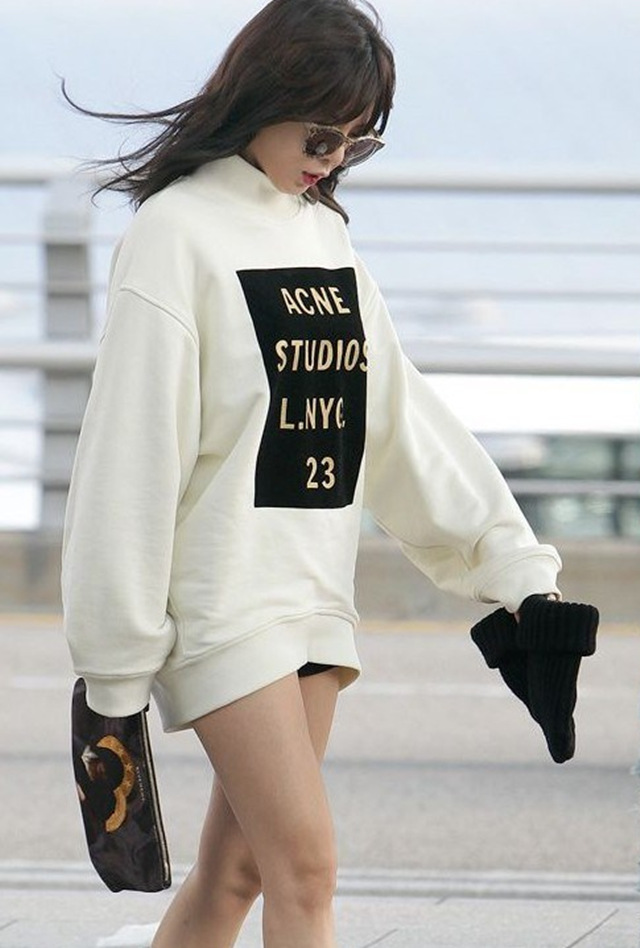 Aliexpress.com : Buy 2014 Brand Clothing Women Fashion Gold Letters Print Sweatshirts Long Sleeve Choker neck Cotton Pullover Free Shipping GR40003 from Reliable fashion shoes free shipping suppliers on Best Clothing Store