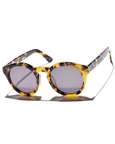 SUNDAY SOMEWHERE KITEYS SUNGLASSES - MARBLE DEMI