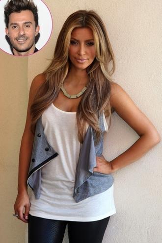 grey kim kardashian kardashians vest