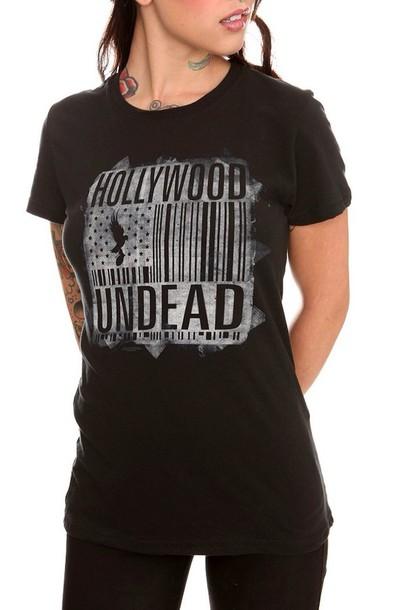 shirt hollywood undead