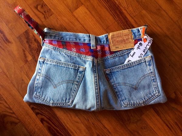 bag levi's shorts denim shorts High waisted shorts shorts jeans denim vintage borsa studs borchie